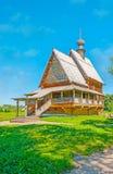 Iglesia rusa vieja en Suzdal el Kremlin Imagenes de archivo