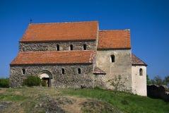 Iglesia sajona Fotografía de archivo