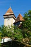 Apold en Transyilvania foto de archivo