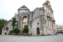 Iglesia San Francisco de Paula, La Habana, Kuba Royaltyfri Bild