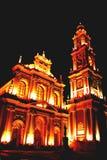 Iglesia San Francisco de Salta Immagini Stock