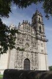 Iglesia San Francisco Javier Imagenes de archivo