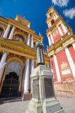 Iglesia San Francisco - Salta, Argentina Royalty Free Stock Photography