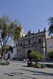 Iglesia san Juan Bautista Immagine Stock