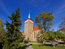 Iglesia San Miguel de Bautzen Fotos de archivo