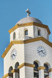 Iglesia San Nicolás en Kavala, Grecia Imágenes de archivo libres de regalías
