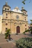 Iglesia San Pedro Claver Cartagena Stock Photos