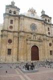 Iglesia San Pedro Claver Cartagena Stock Photography