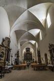 Iglesia San Roman Valladolid Royaltyfria Bilder