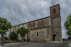 Iglesia San Roman Valladolid Stock Image