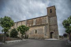 Iglesia San Roman Valladolid Stock Photos