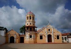 Iglesia Santa Barbara, Mompox Στοκ Εικόνες