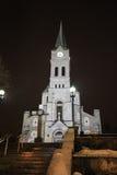 Iglesia santa de la familia en Zakopane Foto de archivo libre de regalías