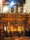 Iglesia santa de la natividad Belén, Israel imagen de archivo libre de regalías