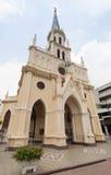 Iglesia santa del rosario Fotografía de archivo