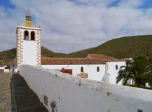 The Iglesia Santa Maria in Betancuria Stock Photo