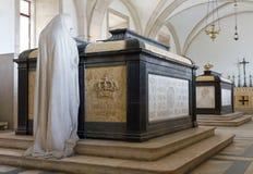 Iglesia Sao Vicente de Fora Lisboa del panteón Fotos de archivo libres de regalías