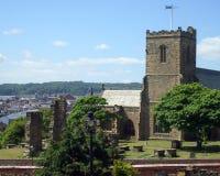 Iglesia Scarborough de Marys del santo fotos de archivo