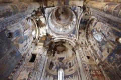 Iglesia St Gregory en el Ani, Kars, Turquía foto de archivo libre de regalías