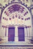 Iglesia StHubert Foto de archivo