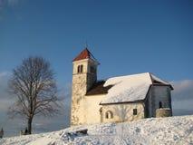 Iglesia sv Ana St Ana Imagenes de archivo