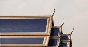 Iglesia tailandesa fotografía de archivo