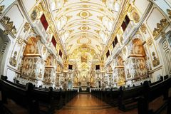Iglesia - Terceira hace la pedido de Carmen imagenes de archivo