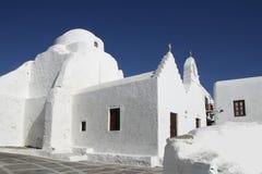 Iglesia tradicional en Grecia Imagen de archivo