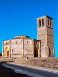 Iglesia Vera Cruz - Kirche des zutreffenden Kreuzes Lizenzfreie Stockfotografie