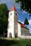 Iglesia vieja Fotos de archivo libres de regalías