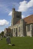Iglesia vieja imagen de archivo