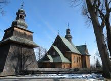 Iglesia vieja Foto de archivo libre de regalías