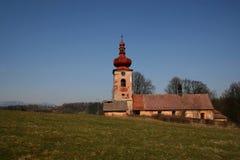 Iglesia vieja Foto de archivo