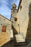 Iglesia vieja (Croatia) Fotos de archivo libres de regalías