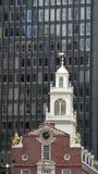 Iglesia vieja de Boston   Imagen de archivo libre de regalías
