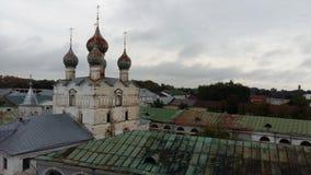 Iglesia vieja de la negligencia Foto de archivo