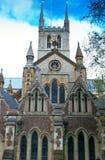 Iglesia vieja de Londres Fotos de archivo libres de regalías