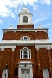 Iglesia vieja en Boston fotos de archivo