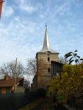 """Iglesia vieja en el †""""Trasylvania 10 de Rumania imagenes de archivo"""