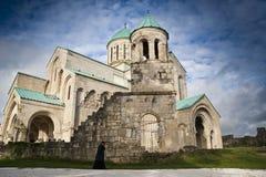 Iglesia vieja en Georgia Fotos de archivo libres de regalías