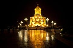 Iglesia vieja en Georgia Foto de archivo