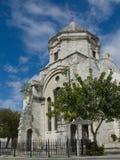 Iglesia vieja en La Habana, Cuba Foto de archivo