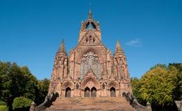 Iglesia vieja en Paisley, Escocia Fotos de archivo