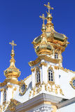 Iglesia vieja en St Petersburg Fotografía de archivo libre de regalías