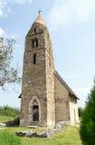 Iglesia vieja hecha de piedras Fotos de archivo libres de regalías
