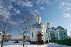 Iglesia vieja. Kiev, Ucrania fotos de archivo
