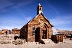 Iglesia vieja rústica Imagen de archivo