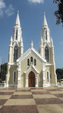 Iglesia Virgen del VAlle Royalty Free Stock Photography