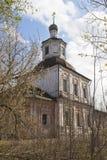 Iglesia Vladimir Icon Our Lady de dolores en Vologda Foto de archivo libre de regalías