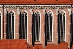 Iglesia Windows Fotos de archivo